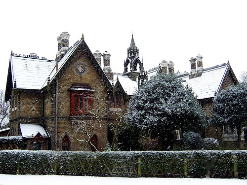 Highgate in Winter