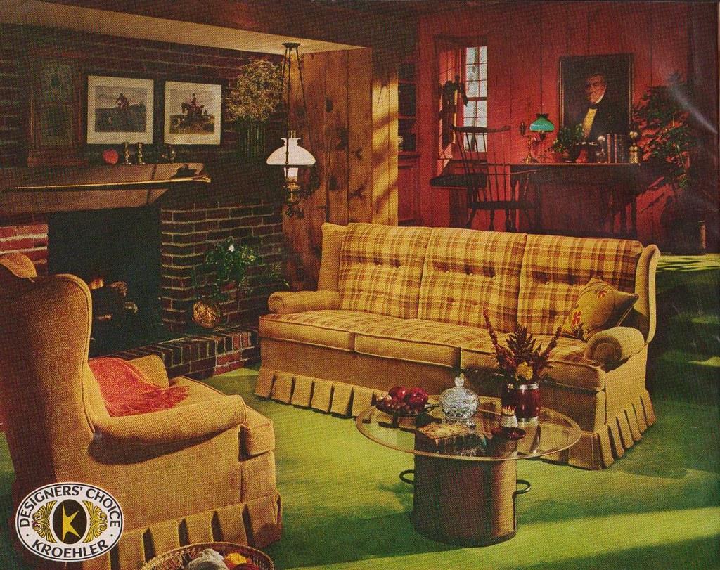 Kroehler Furniture Ad A Photo On Flickriver