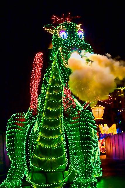 Disneyland Aug 2009 - Disney's Electrical Parade