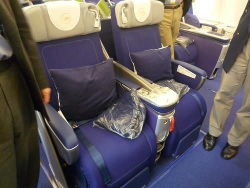 Business Class Seats A380