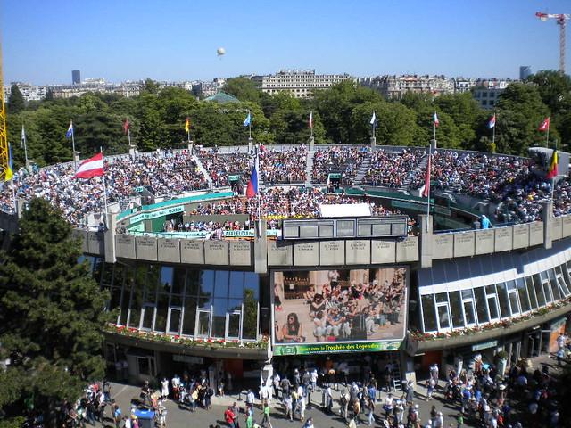 Roland Garros - Court 1