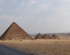 Giza Piramids