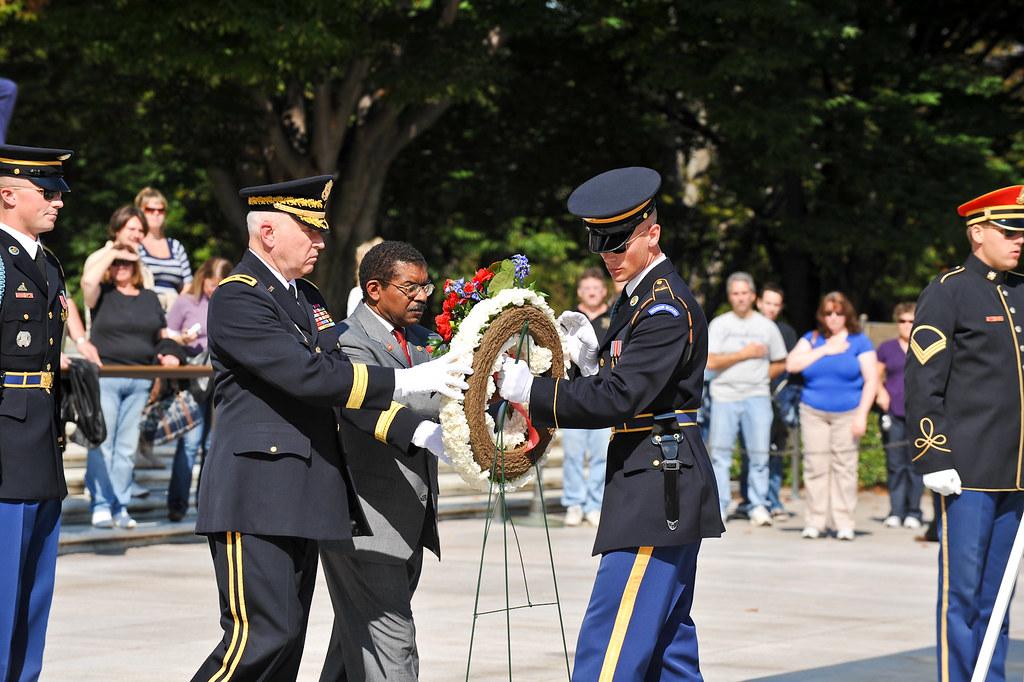 Maryland Adjutant General Honors State's Fallen