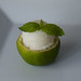 Mojito Sorbet in Lime Cup