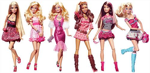 Barbie® Fashionistas™