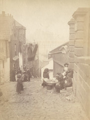 Silver Street in the late nineteenth century
