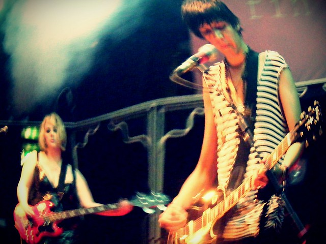 The Shondes + Dirtblonde gigs in Liverpool and Manchester