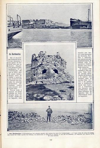 Ilustração Portugueza, No. 486, June 14 1915 - 12 by Gatochy