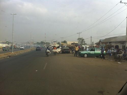 Maraba Motor Park - Nasarawa State Nigeria by Jujufilms
