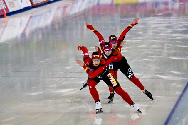 Team Germany Team Pursuit