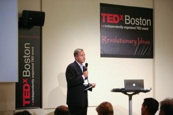 TEDxBoston host: Sean Belka