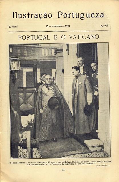 Ilustração Portuguesa, No. 917, September 15 1923 - 10 by Gatochy