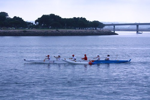 SD Mission Bay race