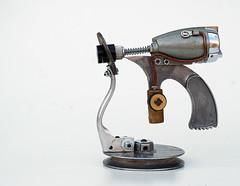 microphone ray gun