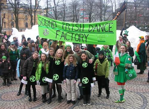 Happy St. Patricks Day Parade in Oslo Norway – RennyBA´s ...
