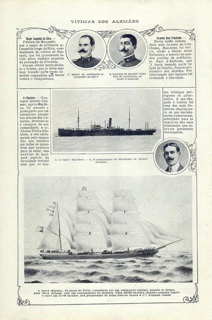 Ilustração Portugueza, No. 563, December 4 1916 - 20 by Gatochy