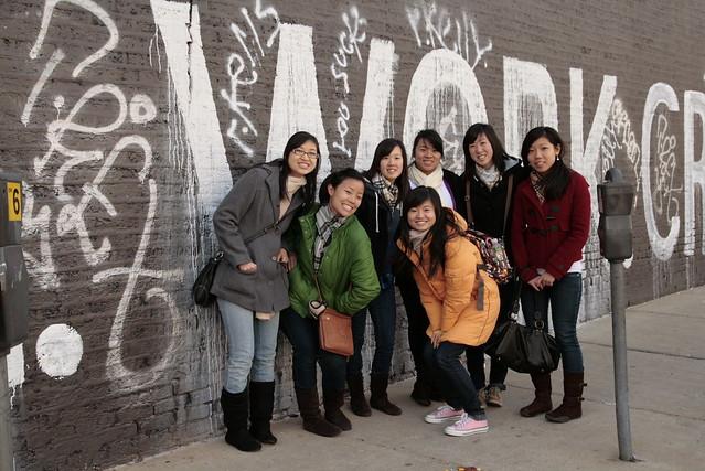 Girls With Graffiti Flickr Photo Sharing