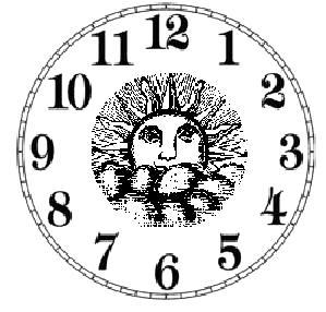 Were you Late? Daylight Saving Time.