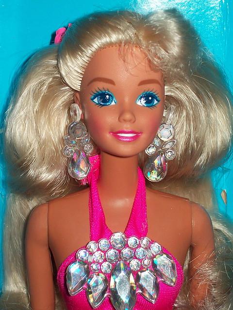 Sun Jewel 1993 Sun Jewel Barbie Anselmo Salinas Flickr