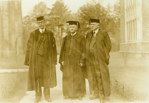 Duke University Commencement, 1931