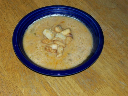 chicken wing soup VII