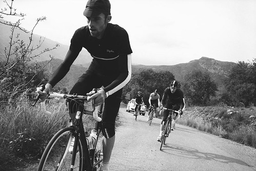 Rapha Rides Andalucia