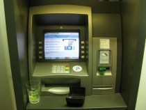 This ATM's been drinkin