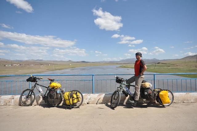 Crossing the River near Orhan