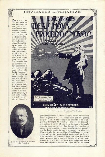 Ilustração Portugueza, No. 686, April 14 1919 - 17 by Gatochy