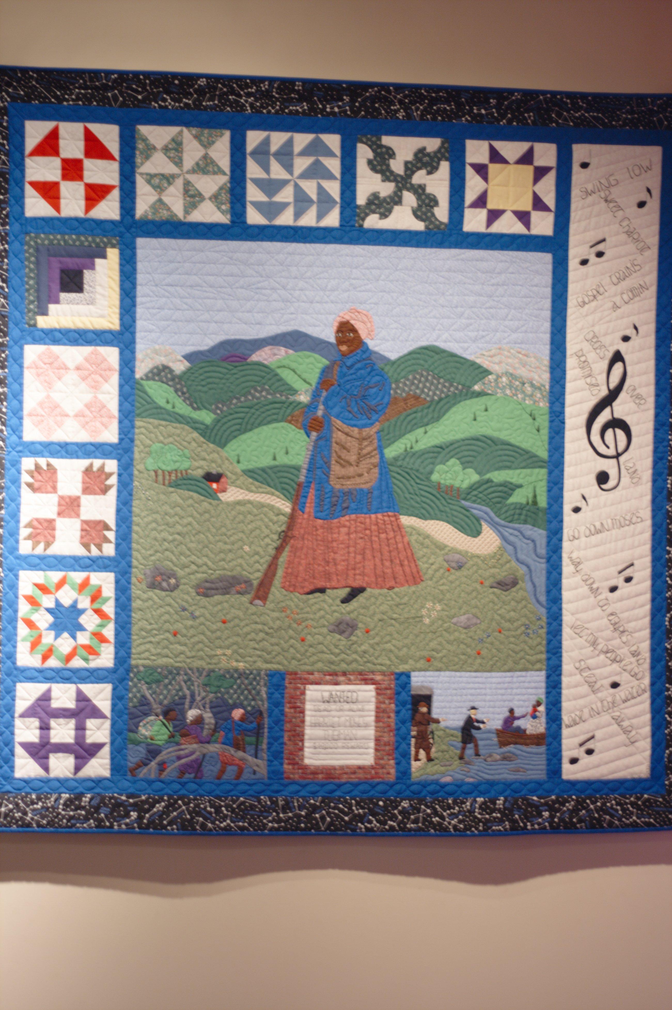 Underground Railroad Quilt Flickr