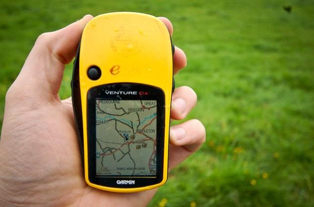 OpenStreeMap on Garmin