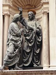 Florence Verrocchio's Doubting Thomas