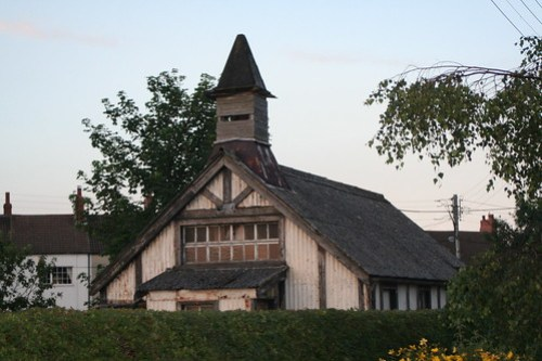 St Oswalds Mission, Dunsdale Tin Tabernacle