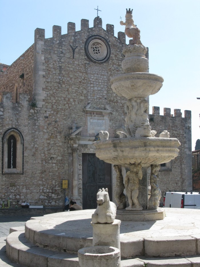 Кафедральный собор Таормины