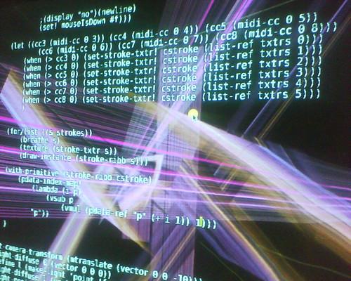 live coding (fluxus)