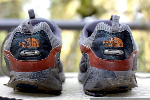 tread wear due to supination? over-pronation? or just plain old expiration? - _MG_1868