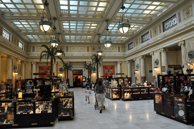 Union Station, East Hall