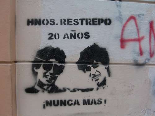 south Qutio, Ecuador: '20 years, no more!' [2007-2008]