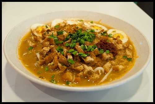 Singapore: Soupy breakfast by hradcanska