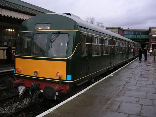Class 101 DMU, Bury Bolton Street