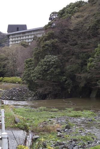 箱根湯本温泉郷