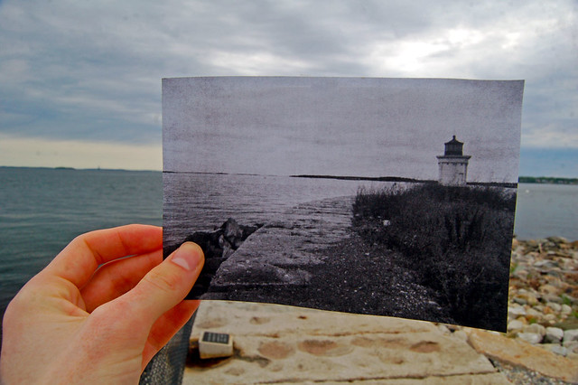 Photo:Looking into the past: Bug Light By:Corey Templeton