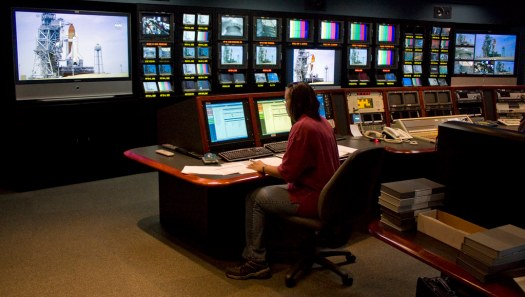 Master TV Control Room 2