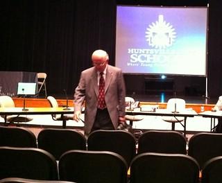 Goodbye Dr. Richardson