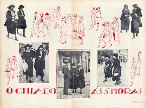 Ilustração Portuguesa, No. 821, November 12 1921 - 13 by Gatochy