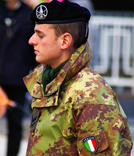 Soldato italiano