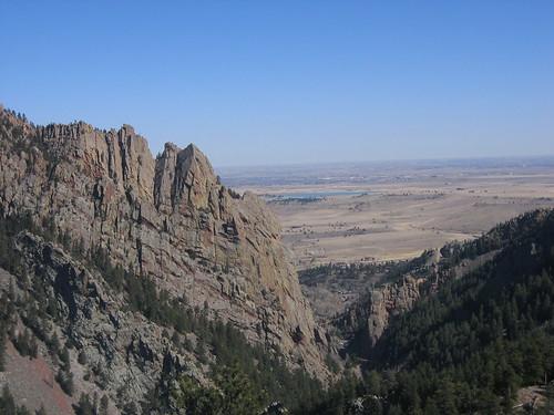 Eldorado Canyon...A Climber's Paradise