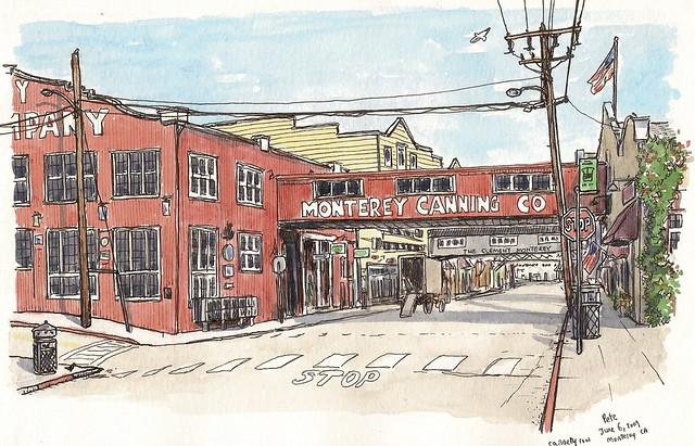success and failure in society a review of john steinbecks book cannery row Cannery row (book) : steinbeck, john : cannery row focuses on the acceptance of life as is--both the exuberance of community and the loneliness of the individual.