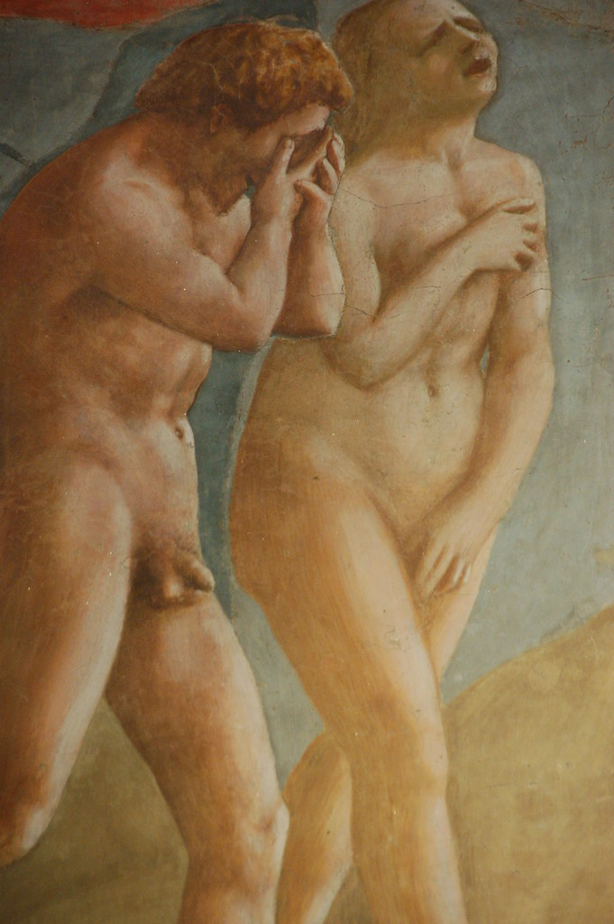 Masaccio..the expulsion