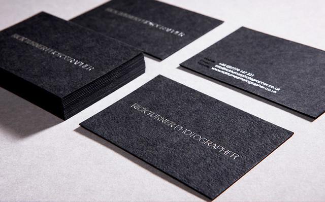 Business Cards (Rick Turner)